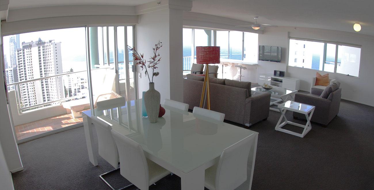 2 Bedroom Superior Apartments Gold Coast