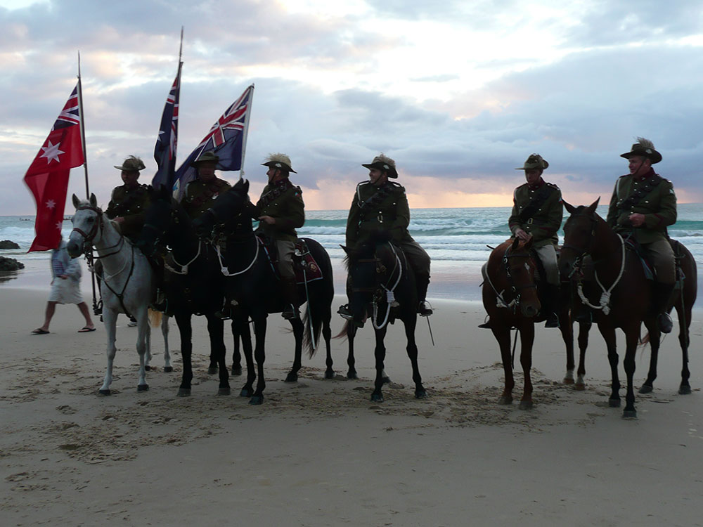 ANZAC Day Currumbin