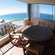 High Floor Balcony