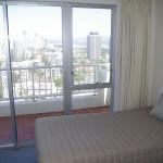 High Floor second Bedroom