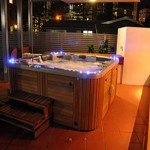 Jacuzzi Night