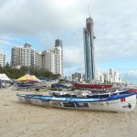 Lifesaving Surf Boat Competition Surfers Paradise