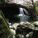 Natural Arch Springbrook National Park
