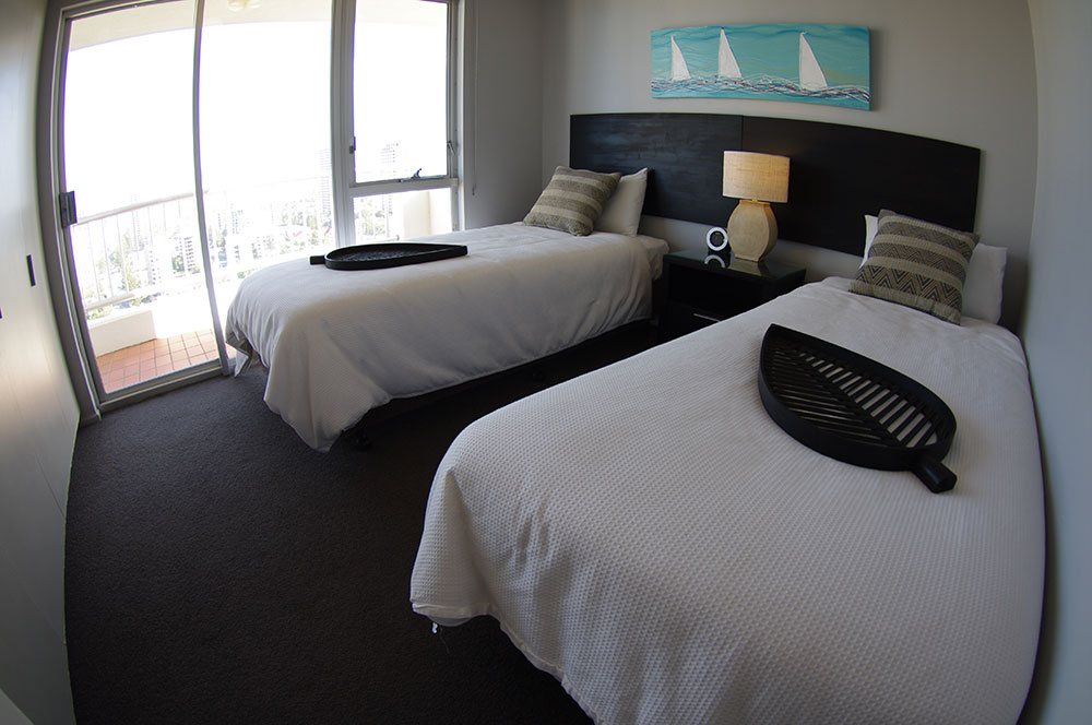 Second Superior Bedroom with Balcony