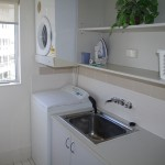 Separate Laundry Rooms