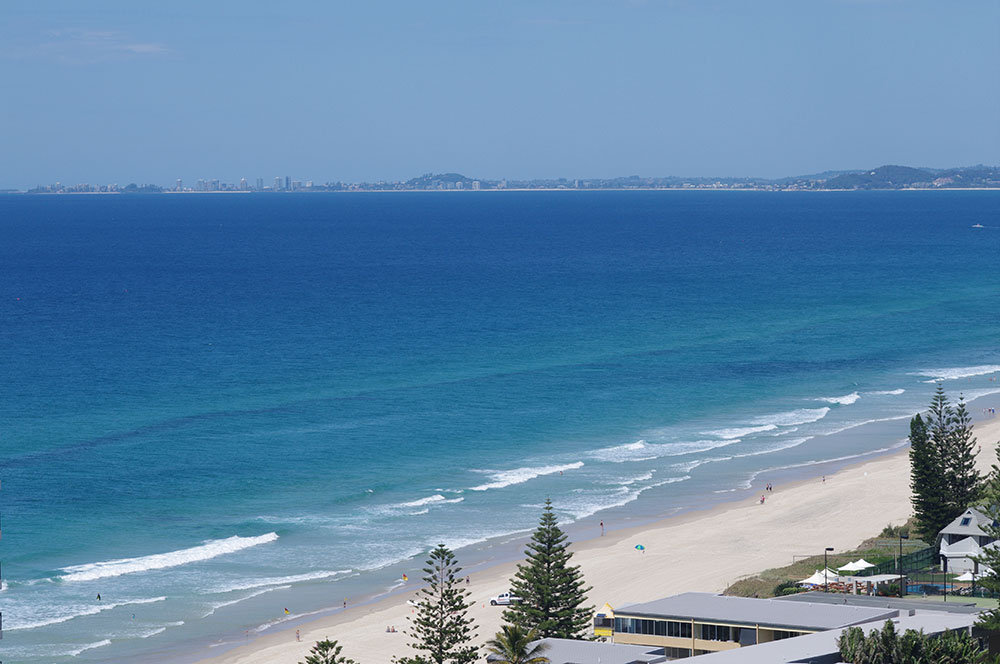 South to Coolangatta